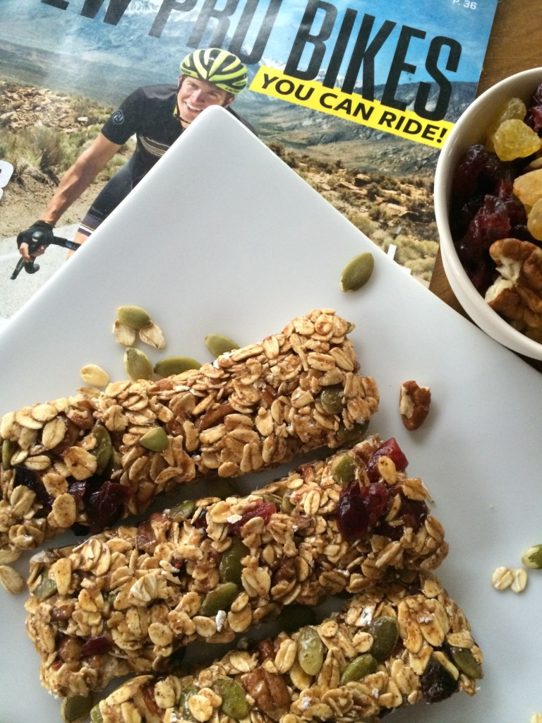 Vegan Nutrition Bars fit for a Triathalete