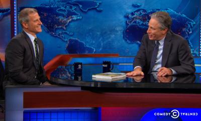 Gene Baur on The Daily Show