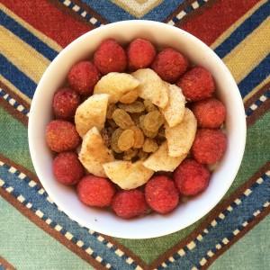 Oatmeal Power Breakfast Bowl