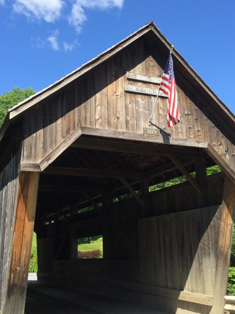 Warren, Vermont Covered Bridge