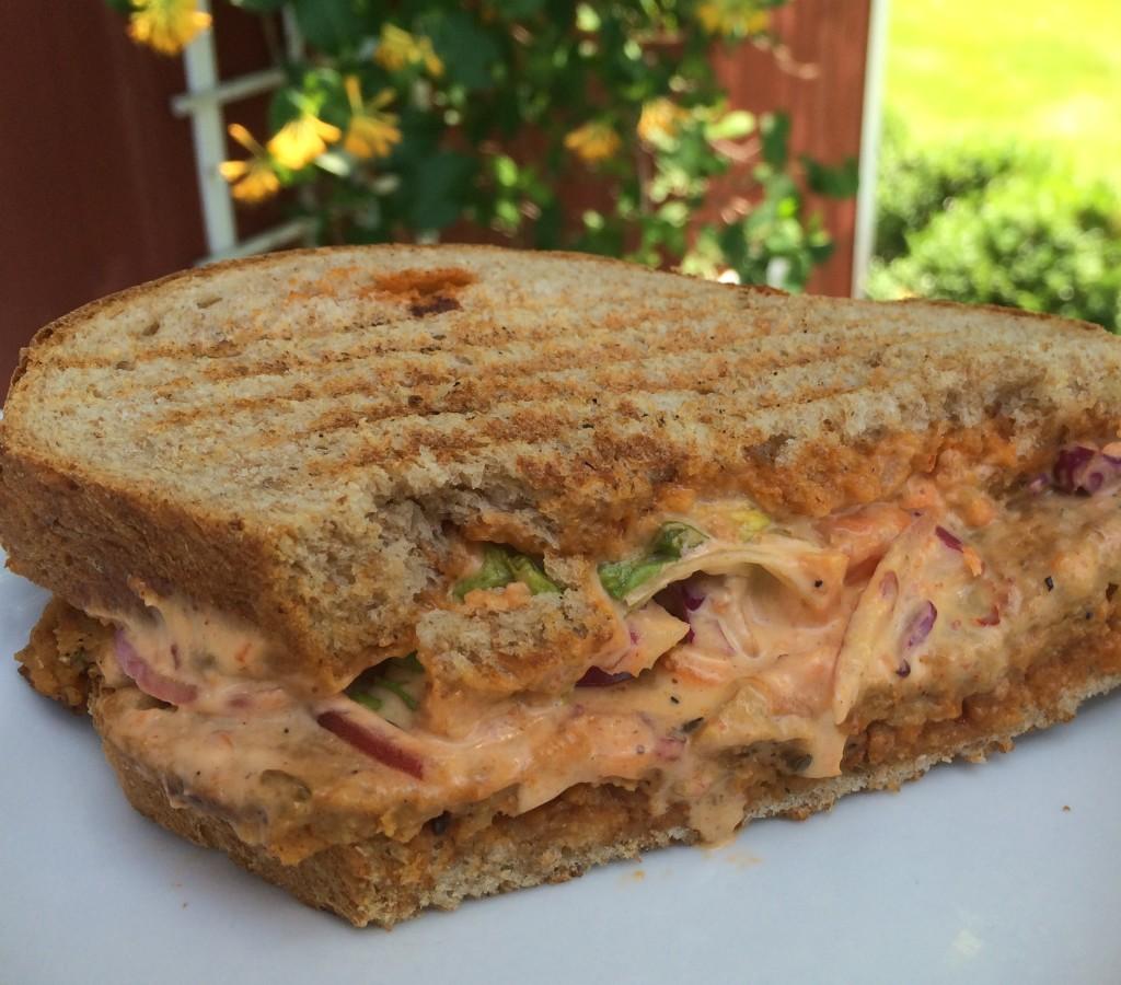 The Cubano Vegan Sandwich