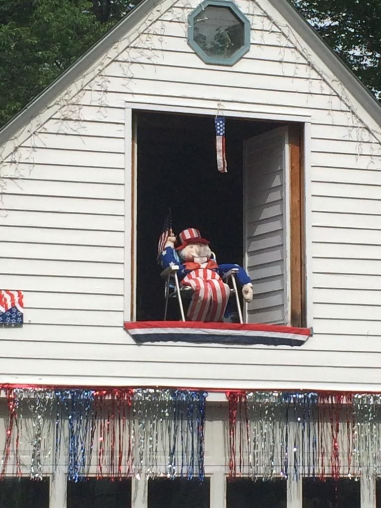 July 4th, Warren, Vermont