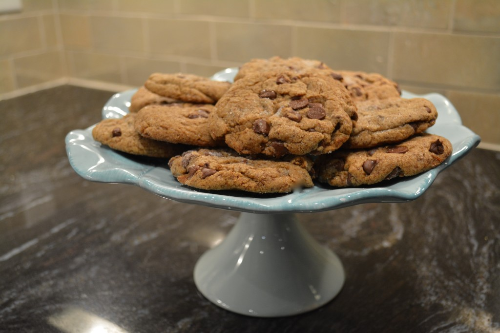 Beantown Kitchen- Vegan Chocolate Chip Cookies
