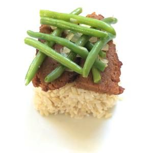 Chipotle Spiced Braised Seitan