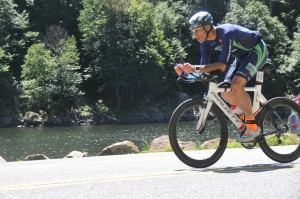 Dan Goldman Lake Placid Iron Man