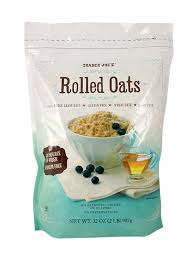 Trader Joe's Rolled Oats