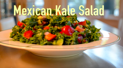 Beantown Kitchen Mexican Kale Salad