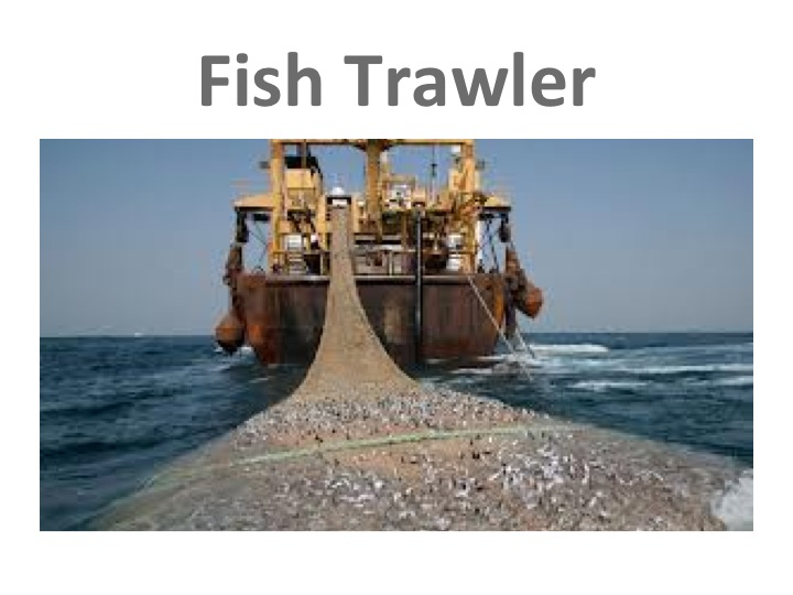 Fish Trawler