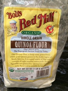 Bob's Red Mill Quinoa Flour