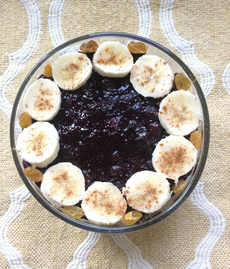 Acadia Breakfast Bowl