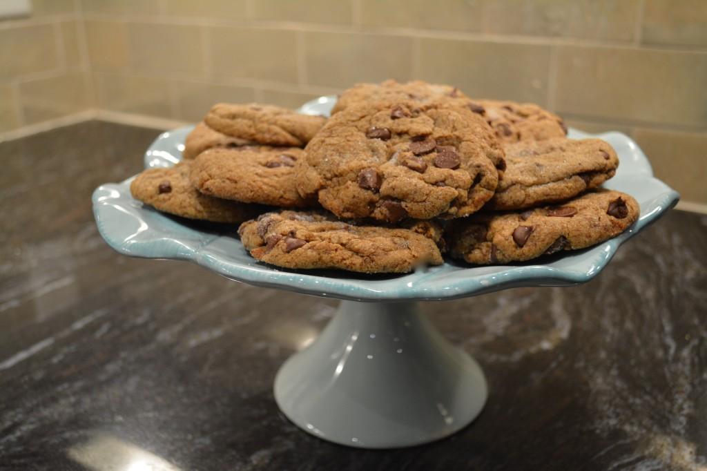 Beantown Kitchen- Vegan Chocolate Chip Cookies
