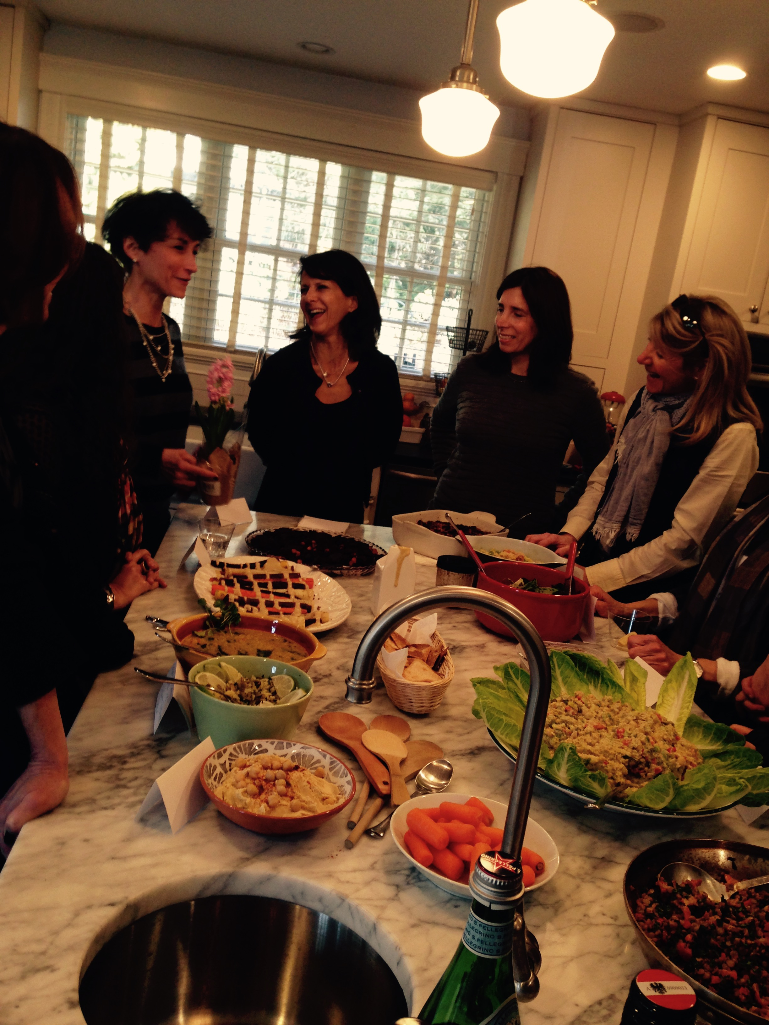 Starting a Plant-based Cookbook Club
