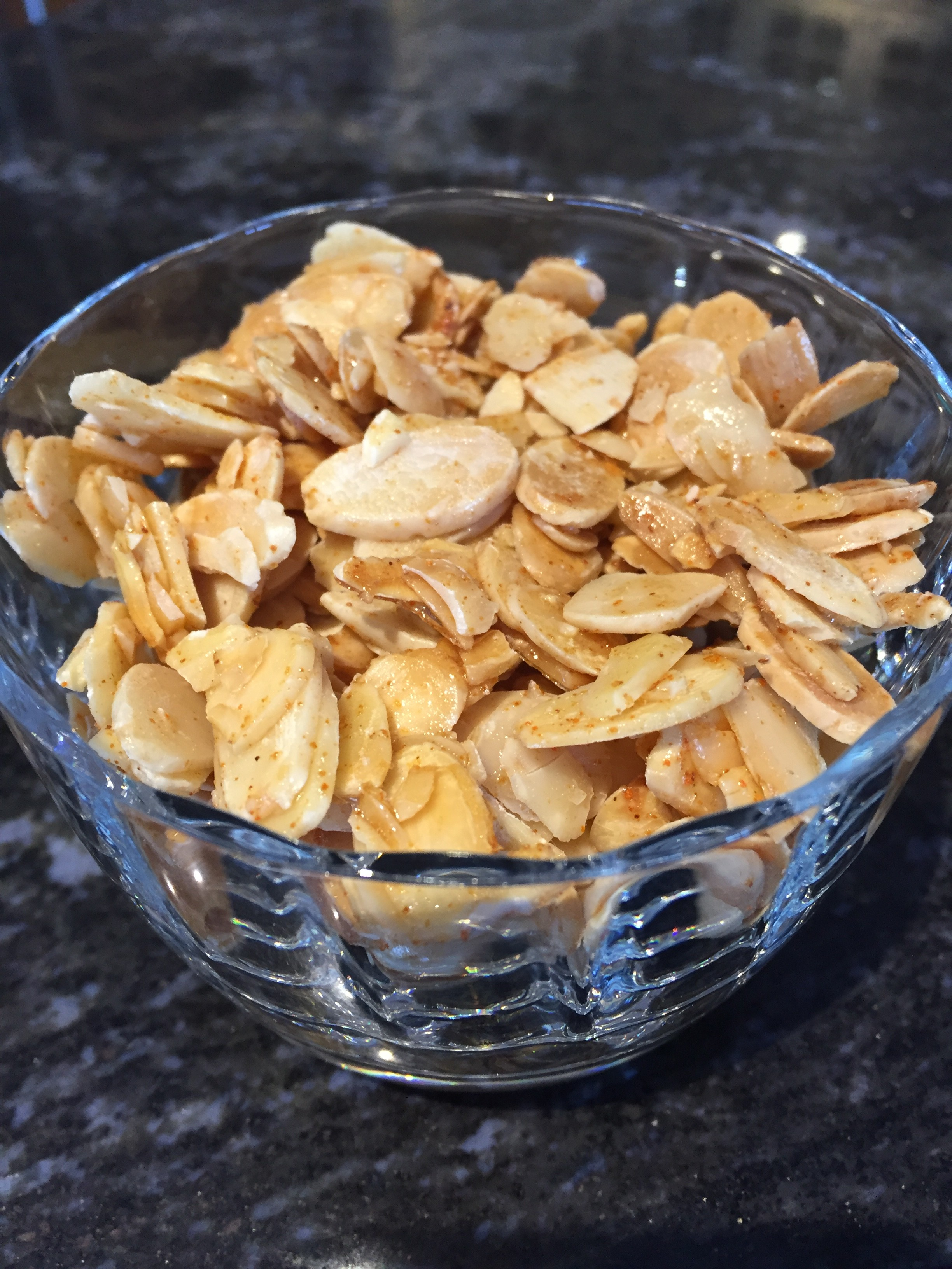 Sweet and Spicy Nuts (and Seeds)