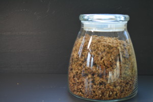 Beantown Kitchen's Vegan Iron Rich Granola
