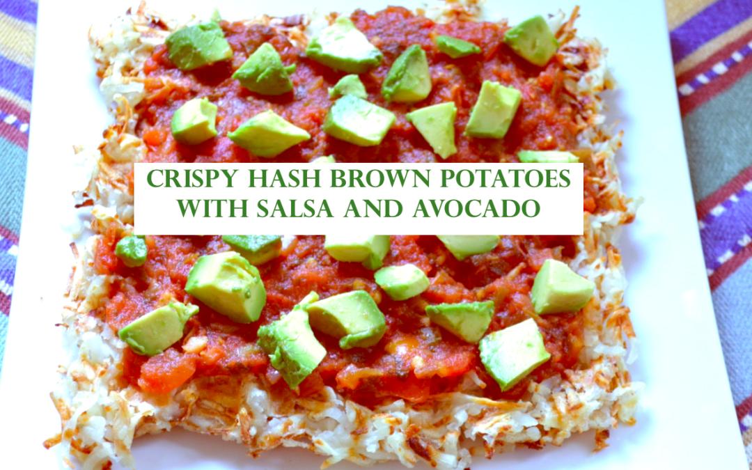 Easy Vegan Crispy Hash Brown Potatoes