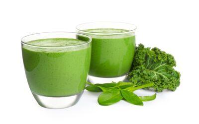 Calcium Rich Green Smoothie