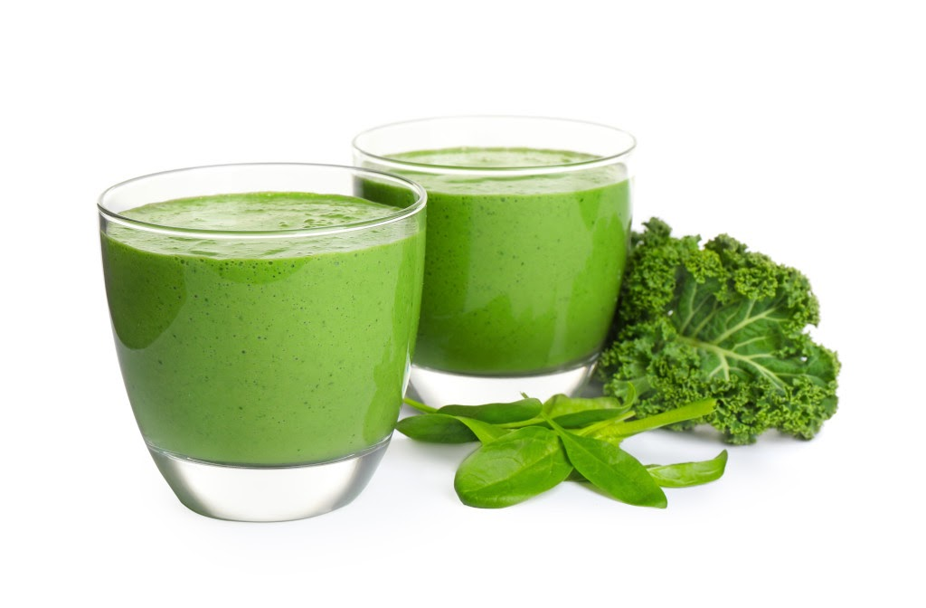 Calcium Rich Green Smoothie